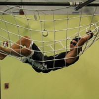laidback hammock
