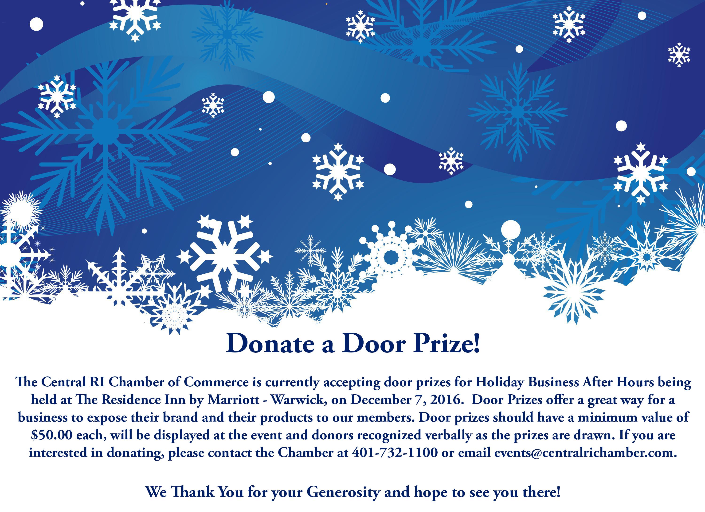 door prize email 2
