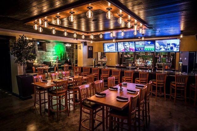 Restaurant venue categories for 50 exchange terrace providence ri